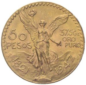 50 Peso Mexiko Ankauf Und Verkauf Münzhandel W Graf