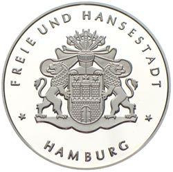Mdm 800 Jahre Hafen Hamburg Münzhandel Wolfgang Graf