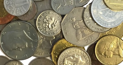 Banknoten Und Münzen Aus Dem Ausland In Euro Umtauschen