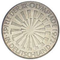 10 Dm Gedenkmünzen Alle Ausgaben Mit Wert Und Bild