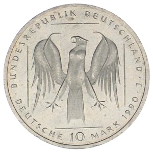 10 Mark Deutscher Orden 1990
