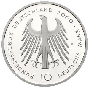 Ankauf Von 10 Dm Silber Gedenkmünzen Münzhandel
