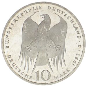 10 Mark Robert Koch 1993