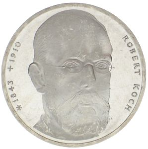 10 Mark Robert Koch