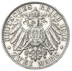 2 Mark Hamburg 1912