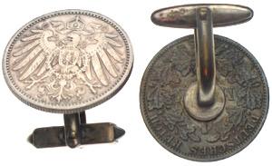 Münzen Als Schmuck Und Dekor