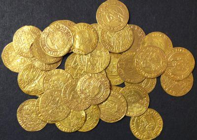 Fußboden Aus Münzen ~ Der goldmünzenfund von minden münzhandel wolfgang graf