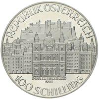 Ankauf Von 100 Schilling Gedenkmünzen österreich