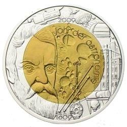 25 Euro Niob Bimetall österreich Münzhandel Wolfgang Graf