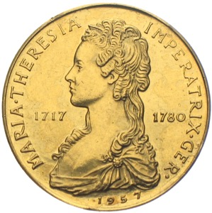 Maria Theresia Taler 1780 Theresientaler Münzhandel W Graf