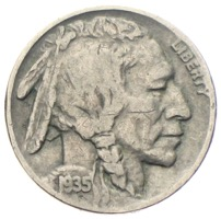 USA 5 Cent Buffalo Nickel