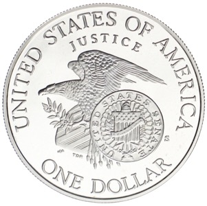 Robert F. Kennedy Silver Dollar